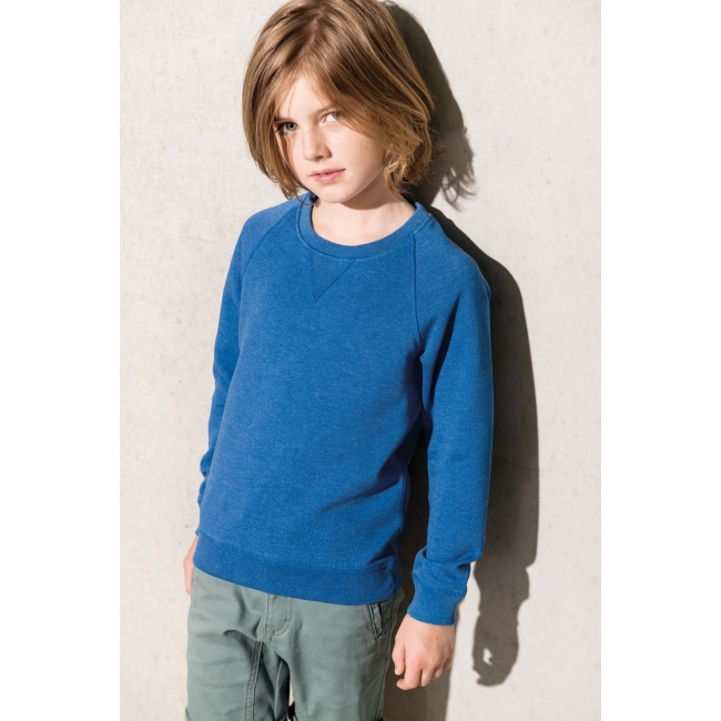 K490 Organic cotton bērnu džemperis