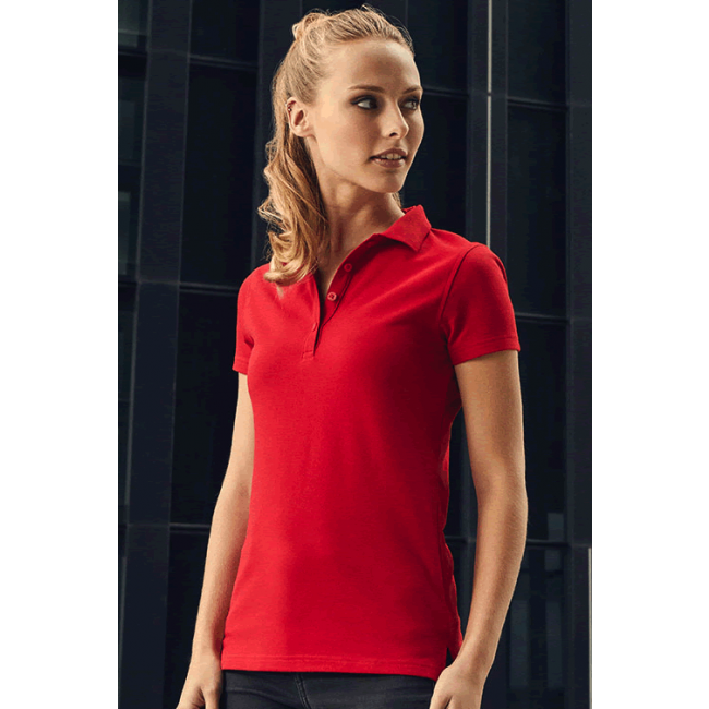 PD 4405 Polo 60/40 sieviešu polo krekls