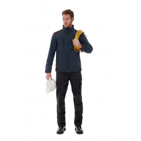 B&C Shield Softshell Pro unisex jaka