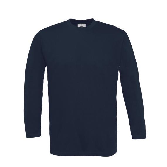 B&C Exact 190 LSL t-krekls