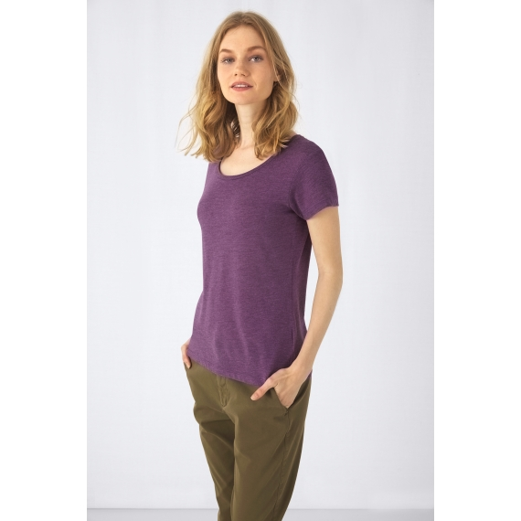 B&C TW056 Triblend /women sieviešu t-krekls