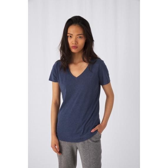 B&C TW058 V Triblend /women sieviešu t-krekls