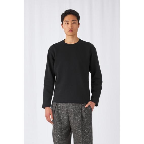 B&C Open Hem unisex džemperis