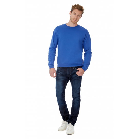 B&C ID.202 50/50 unisex džemperis