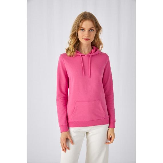 B&C #Hoodie /women sieviešu džemperis