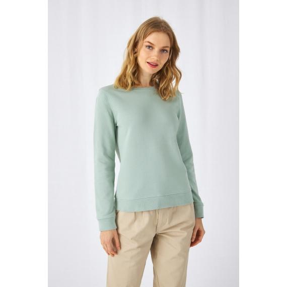 B&C Organic Crew Neck /women sieviešu džemperis