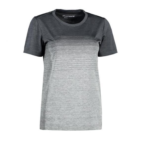 G11024 Geyser Seamless Striped sieviešu t-krekls