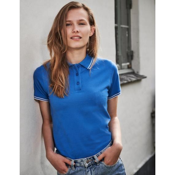 ID 0523 Stretch sieviešu polo krekls