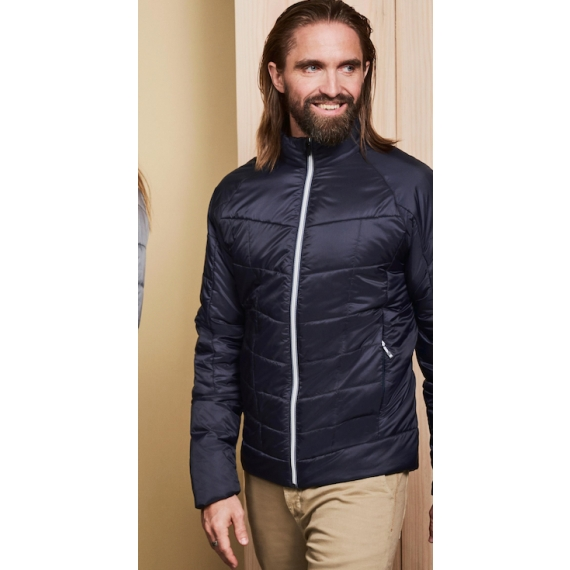 ID 0814 Quilted Lightweight vīriešu jaka