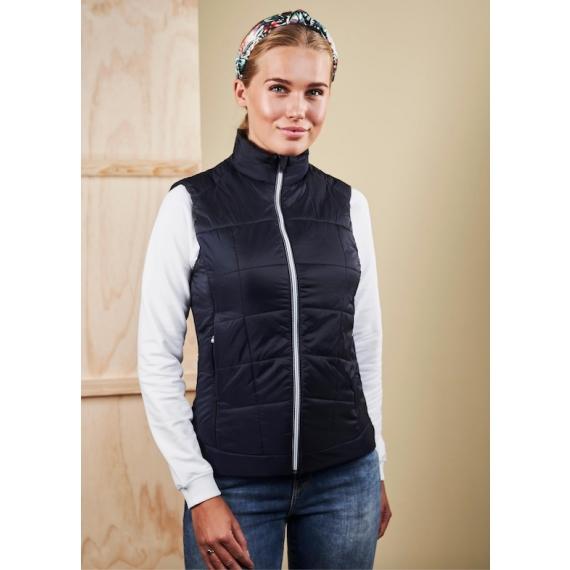 ID 0821 Quilted Lightweight sieviešu veste