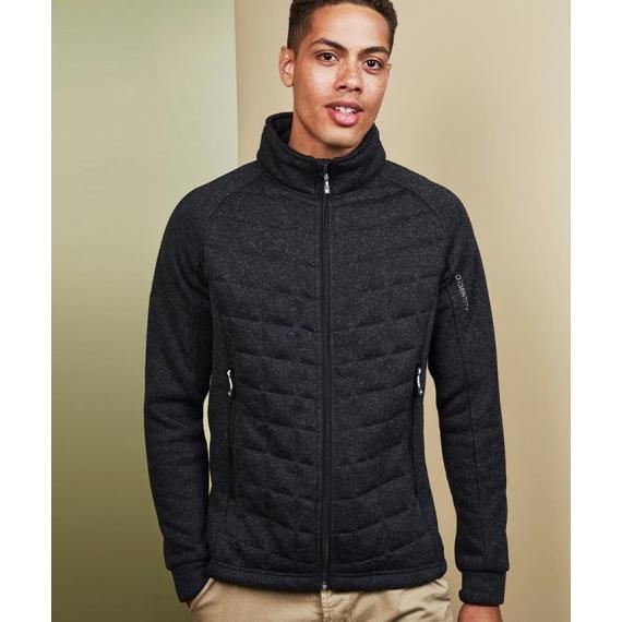 ID 0826 Quilted fleece vīriešu jaka