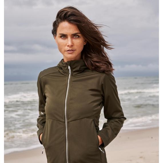 ID 0837 Lightweight Softshell sieviešu jaka