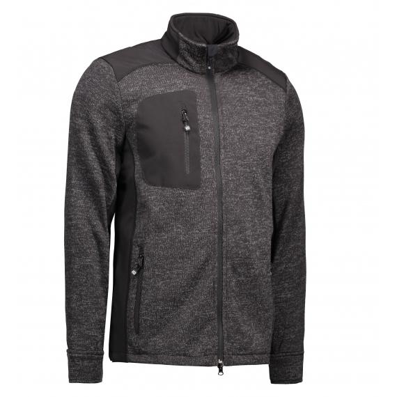 ID 0850 Knit Fleece vīriešu jaka