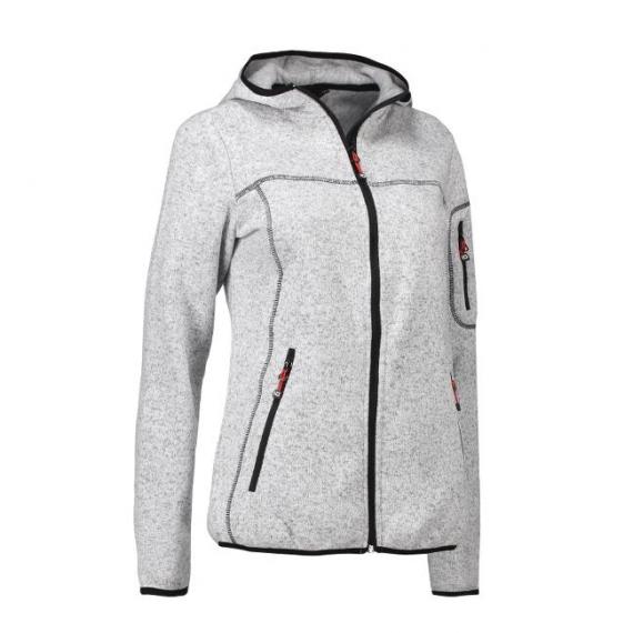 ID 0853 Knit Fleece sieviešu jaka