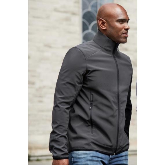 ID 0854 Functional Soft Shell vīriešu jaka