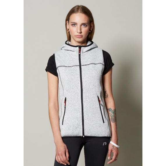 ID 0865 Knit Fleece sieviešu veste