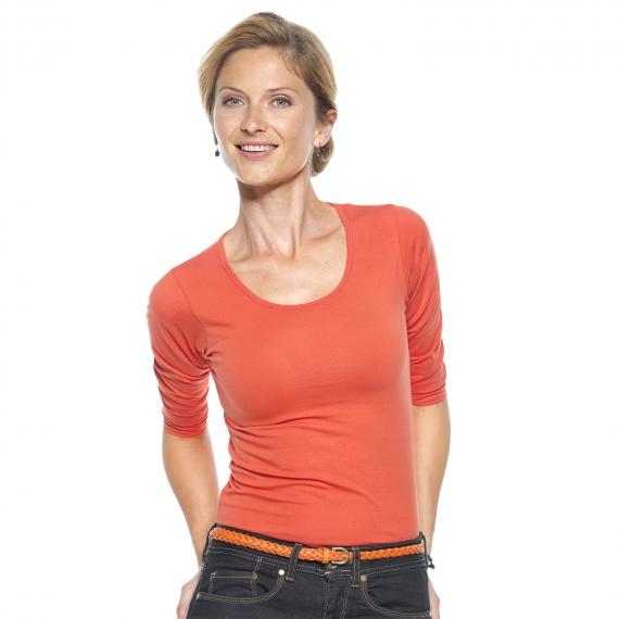 ID 0591 Stretch 3/4 sieviešu t-krekls