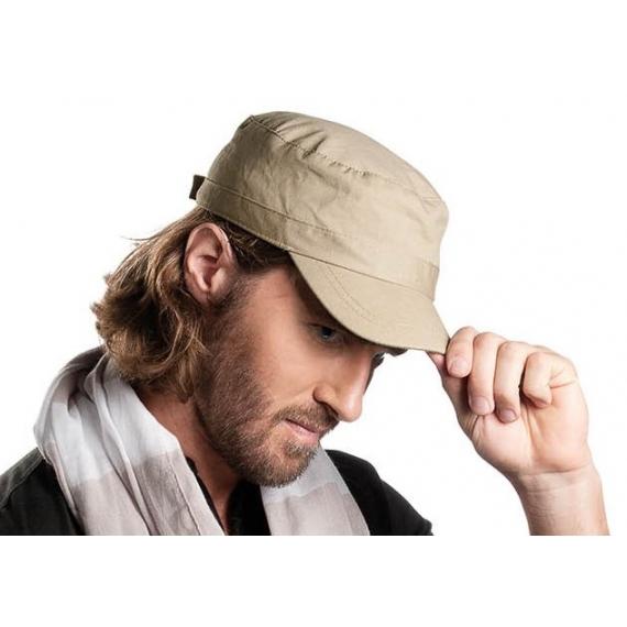 KP060 Havana unisex cepure ar nagu