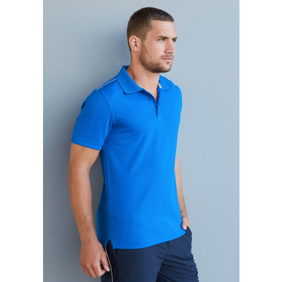 PA480 Interlock vīriešu polo krekls