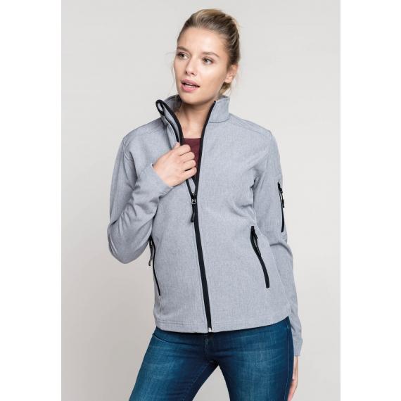 K400 Softshell sieviešu jaka