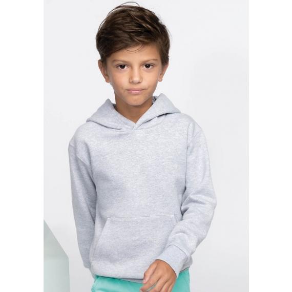 K477 Hooded bērnu džemperis