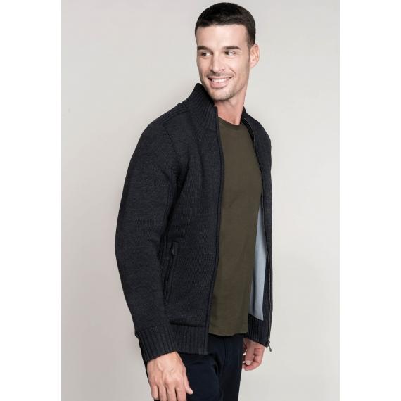 K959 Cardigan vīriešu jaka
