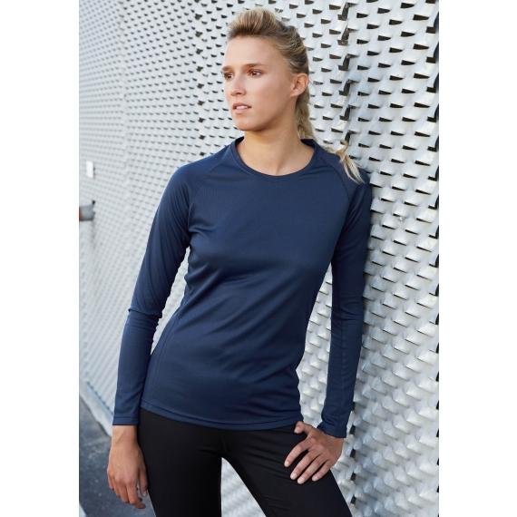 PA444 Long-Sleeved sieviešu t-krekls sportam