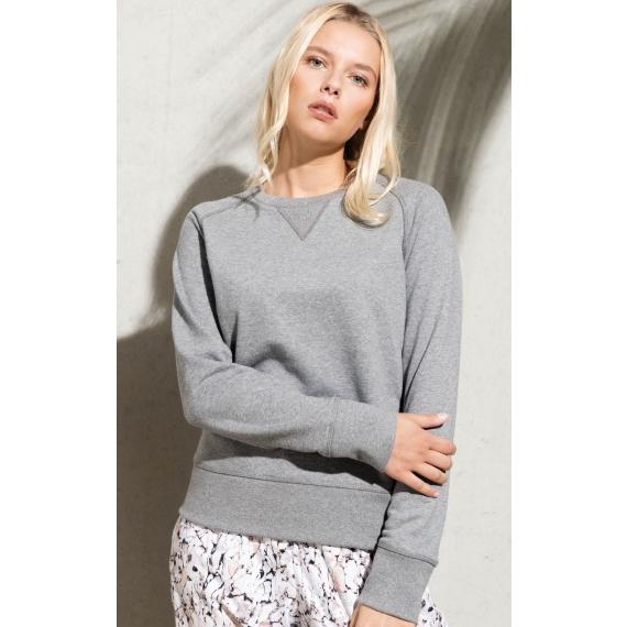 K481 Organic cotton sieviešu džemperis