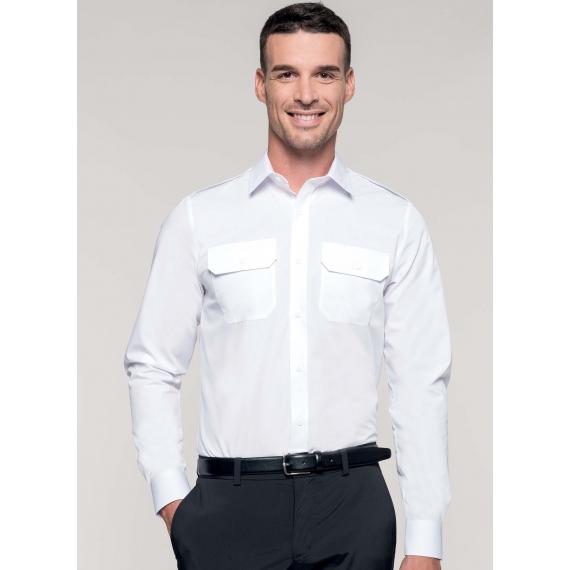 K505 Pilot LSL vīriešu krekls