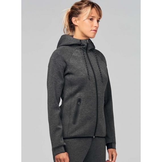 PA359 Hooded sieviešu jaka