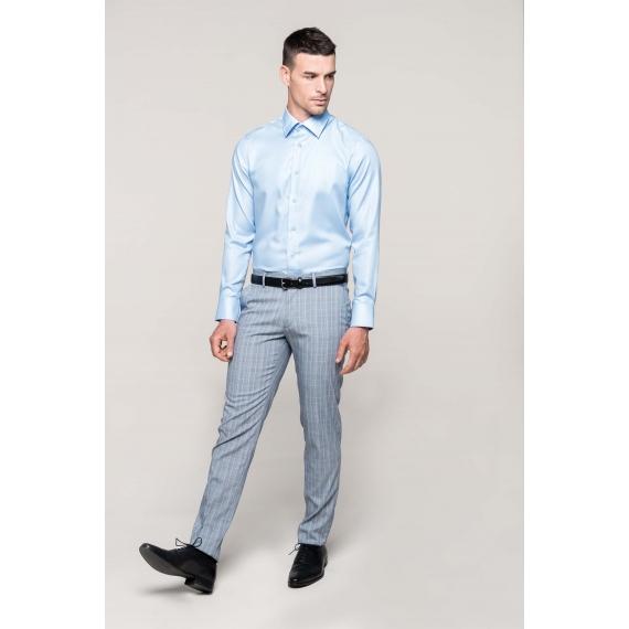 K522 Non-iron LSL vīriešu krekls