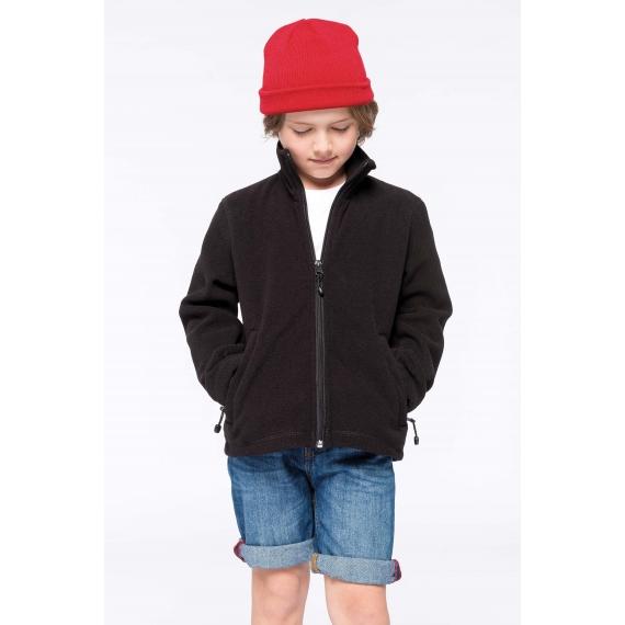 K920 Bērnu flīsa jaka