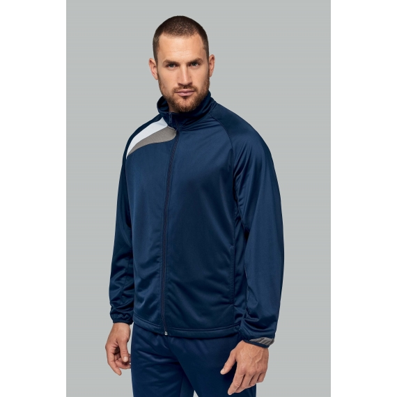 PA306 Unisex treniņtērpa jaka