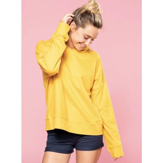 K494 Organic Lounge sieviešu džemperis