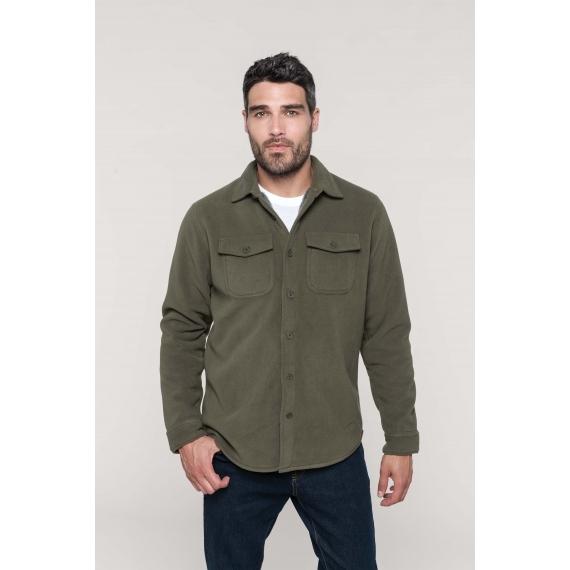 K582 Sherpa-lined flīsa krekls