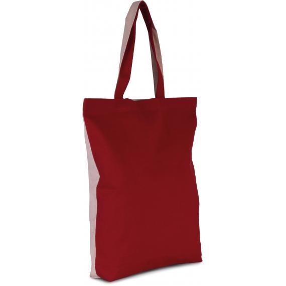 KI0230 Divkrāsains iepirkumu maisiņš