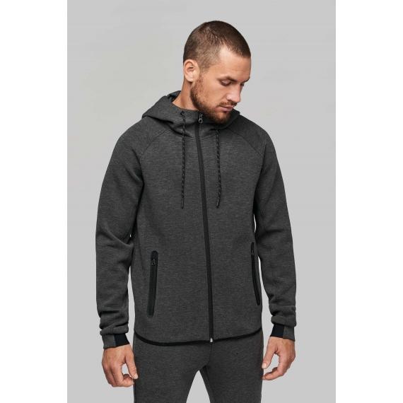PA358 Hooded vīriešu jaka