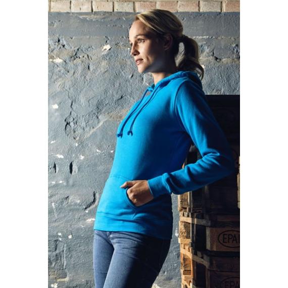 PD 2181 Hoody 80/20 sieviešu džemperis