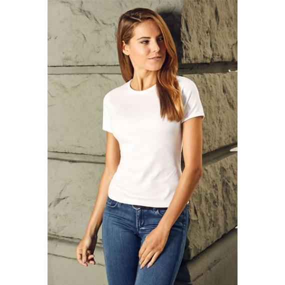 PD 3400 Interlock-T sieviešu t-krekls