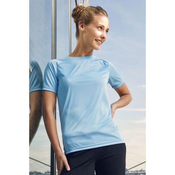 PD 3561 Sports-T sieviešu t-krekls