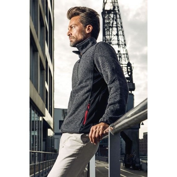 PD 7700 Knit Workwear vīriešu jaka