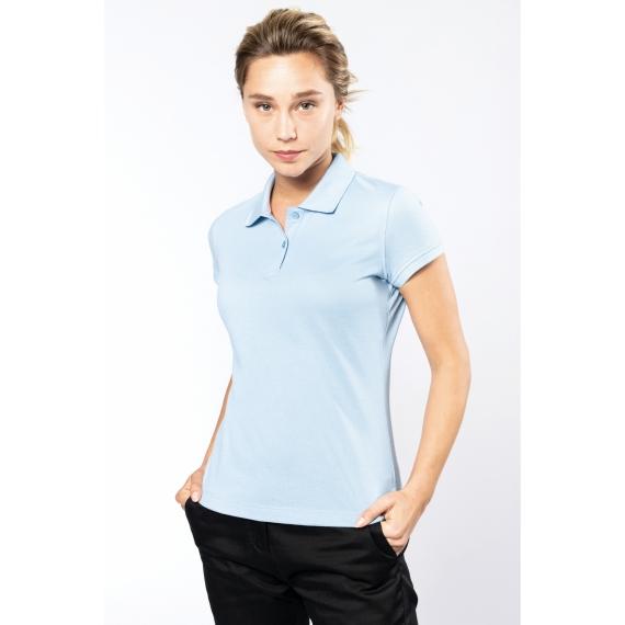 WK275 Antibacterial sieviešu polo krekls