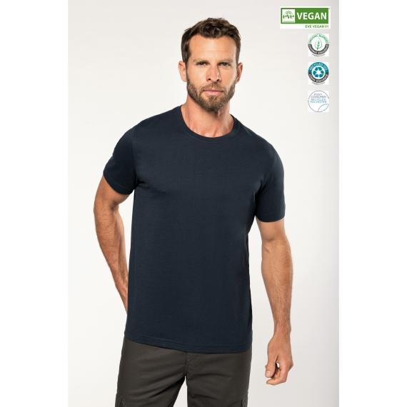WK302 Eco-Friendly Crew Neck vīriešu t-krekls