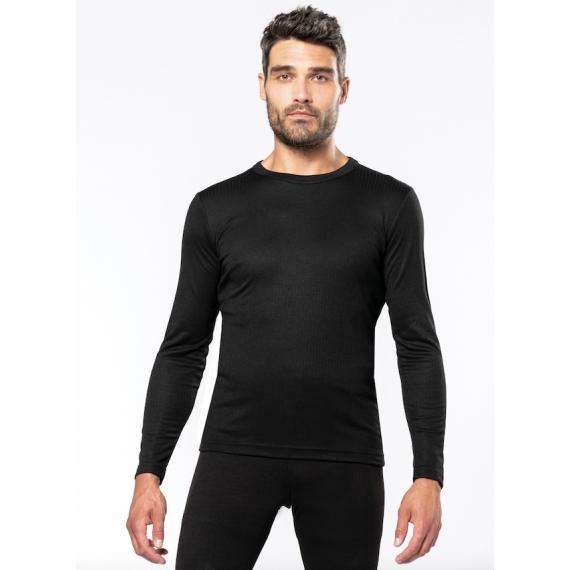 WK801 Thermal LS vīriešu t-krekls