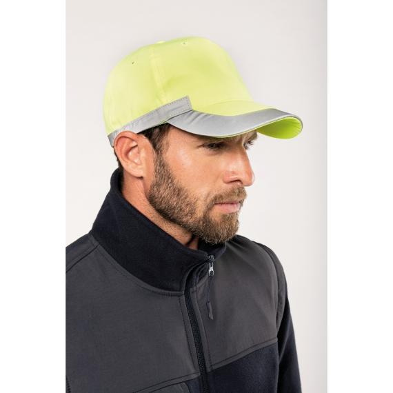 WKP123 Neon unisex cepure ar nagu